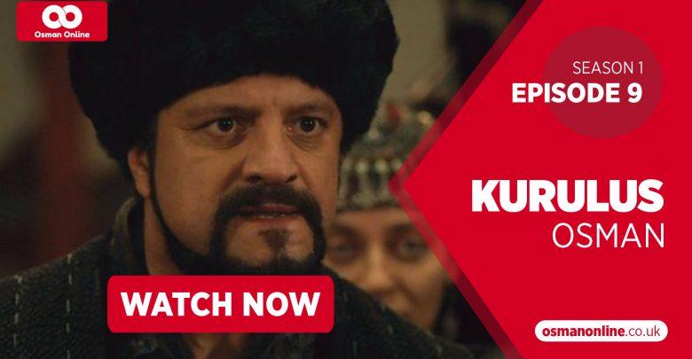 Watch Kurulus Osman Season 1 Episode 9 With English Subtitles